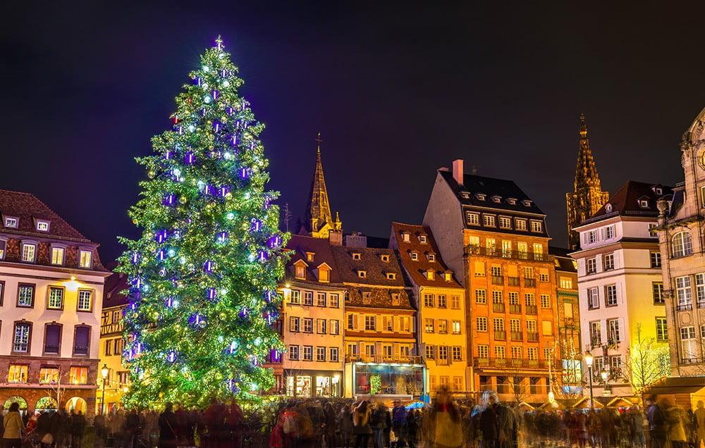 Marchés de Noël 2019 à Lyon