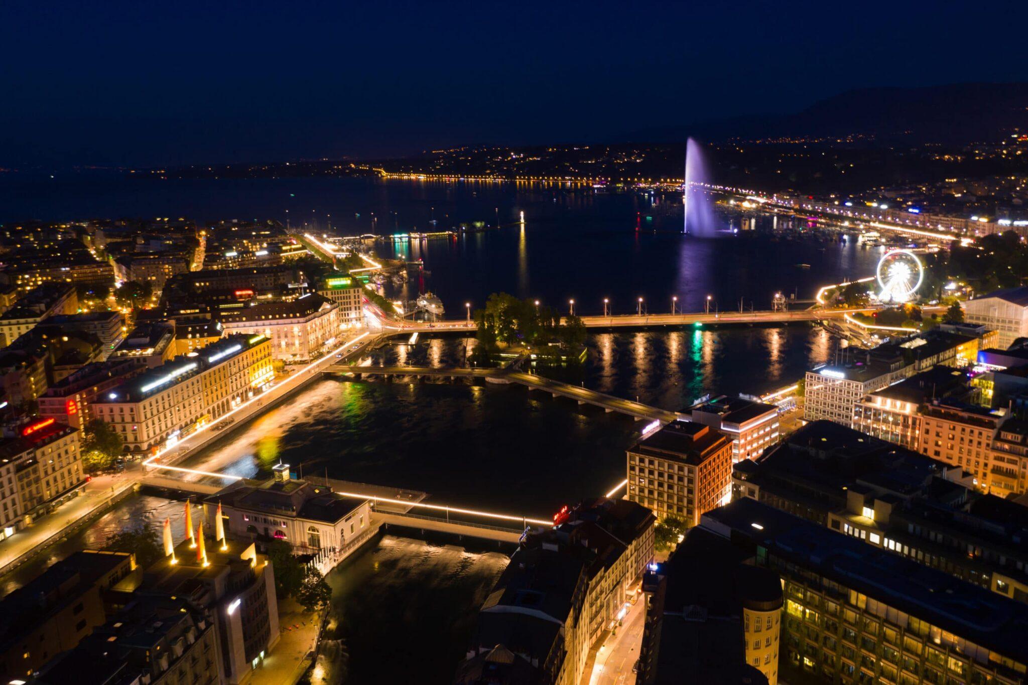 Transfert Lyon Genève